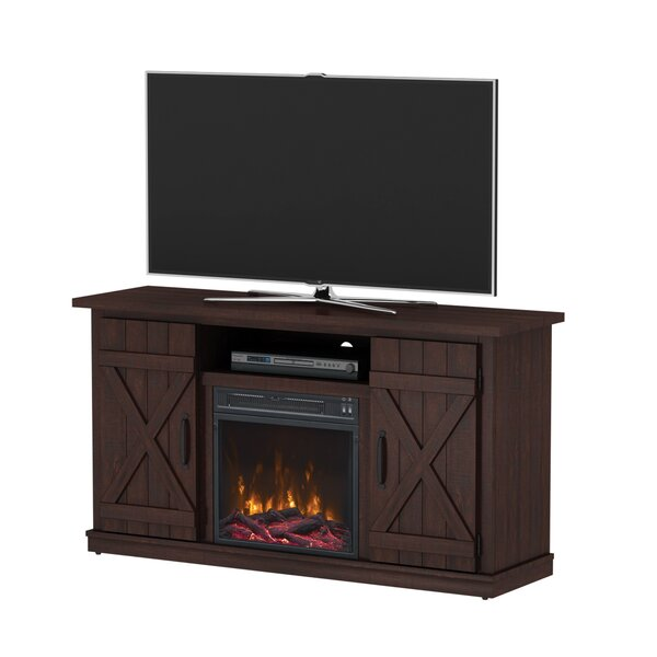 Serein 48 Tv Stand With Fireplace By Laurel Foundry Modern Farmhouse.
