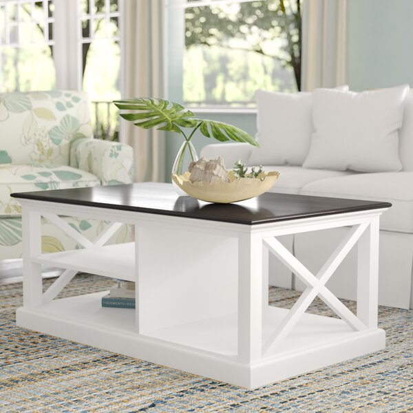 Vinewood Coffee Table by Beachcrest Home