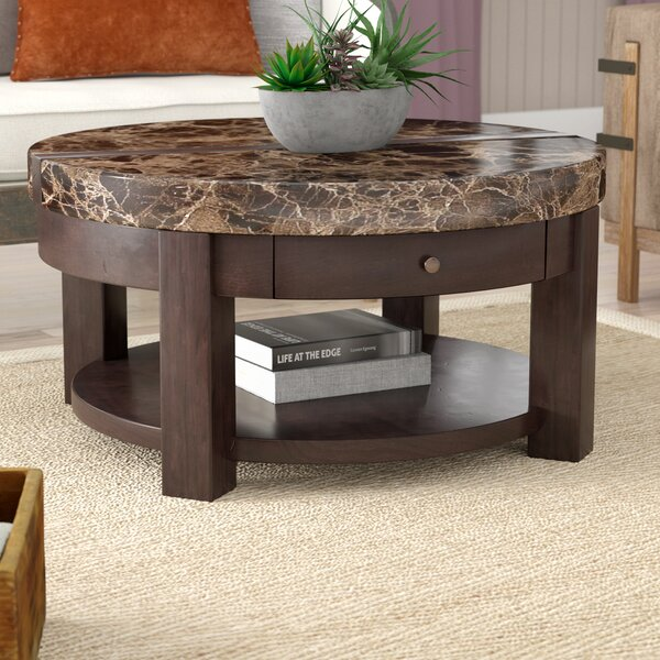 Hetton Coffee Table with Lift Top by Fleur De Lis Living