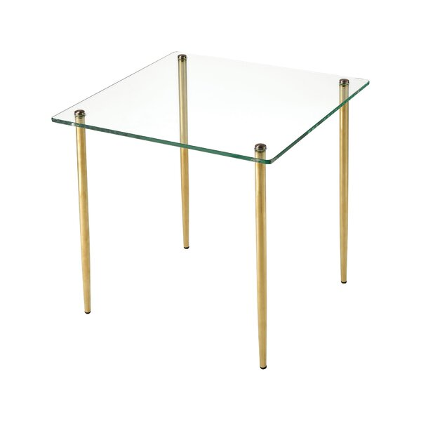 Marceline Square End Table By Mercer41