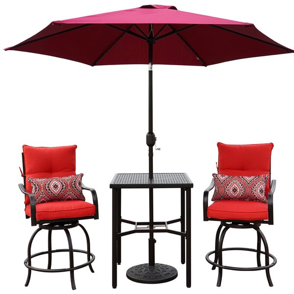 Valora Pub Table by Charlton Home