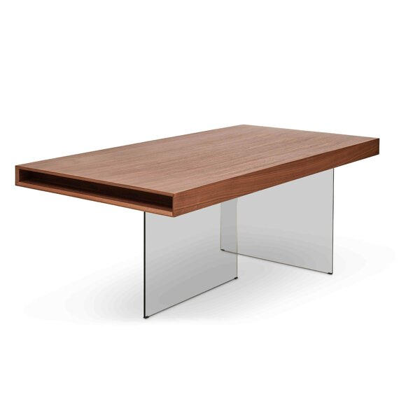 Worrall Dining Table by Orren Ellis Orren Ellis