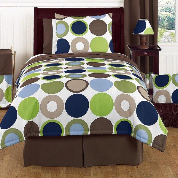 Designer Dot 5 Piece Toddler Bedding Set by Sweet Jojo Designs