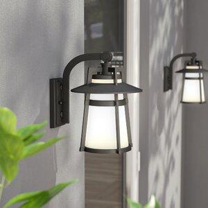 Galt 1-Light Outdoor Wall Lantern