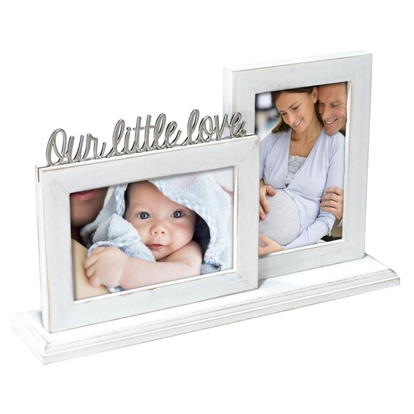 Stampley Little Love Picture Frame by Red Barrel Studio