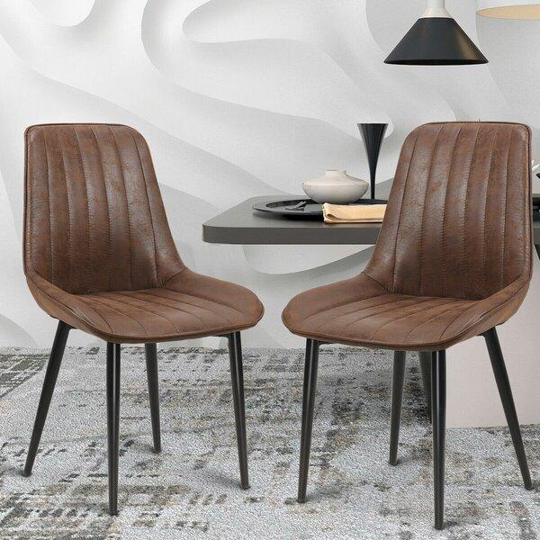 Eula Dining Chair (Set of 2) by Brayden Studio