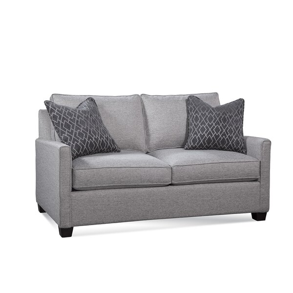 Nicklaus Full Sleeper Loveseat by Braxton Culler