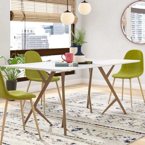 Aurand Dining Table by Brayden Studio