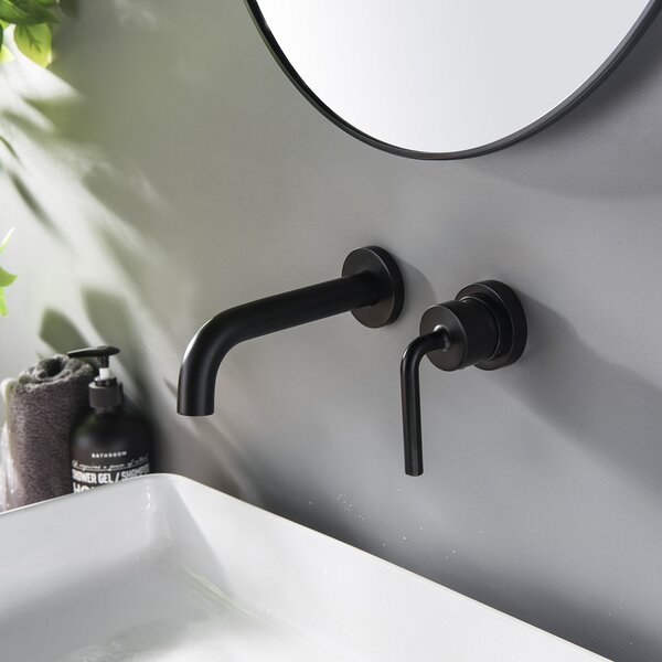 Wall Mounted Bathroom Faucet by MODLAND MODLAND