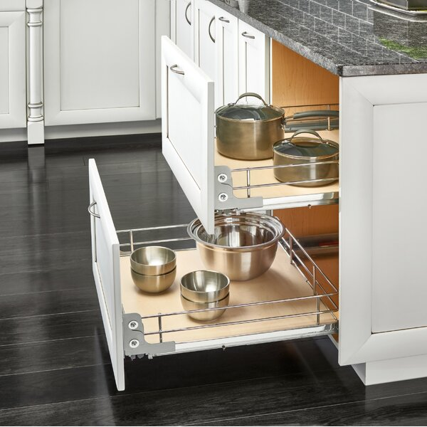 Solid Bottom Pull Out Pantry by Rev-A-Shelf