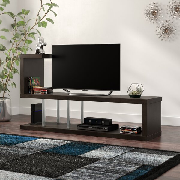 Homer TV Stand for TVs up to 60 by Wade Logan