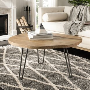Keirin Free Edge Coffee Table
