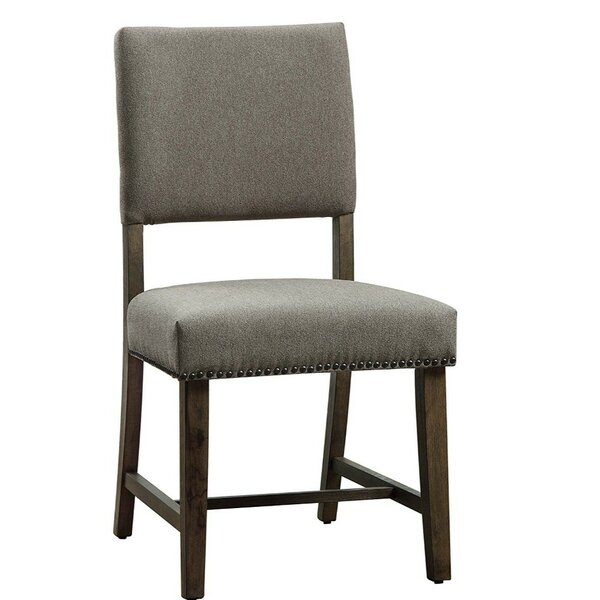 Remmie Upholstered Dining Chair (Set of 2) by Gracie Oaks