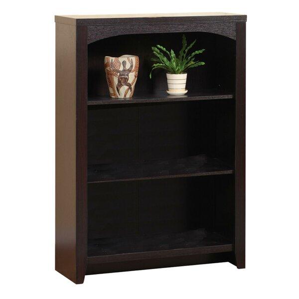 Kavan Wooden Standard Bookcase By Winston Porter