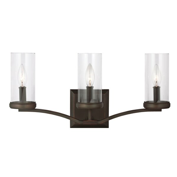 San 3-Light Bath Vanity Light by Gracie Oaks