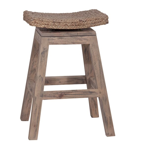 24 Swivel Bar Stool by Ibolili