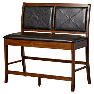 Schilling Wooden Bench (Set of 2) by Red Barrel Studio