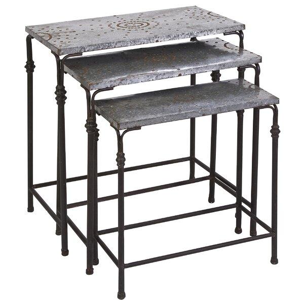 Newburg 3 Piece Nesting Tables By Laurel Foundry Modern Farmhouse