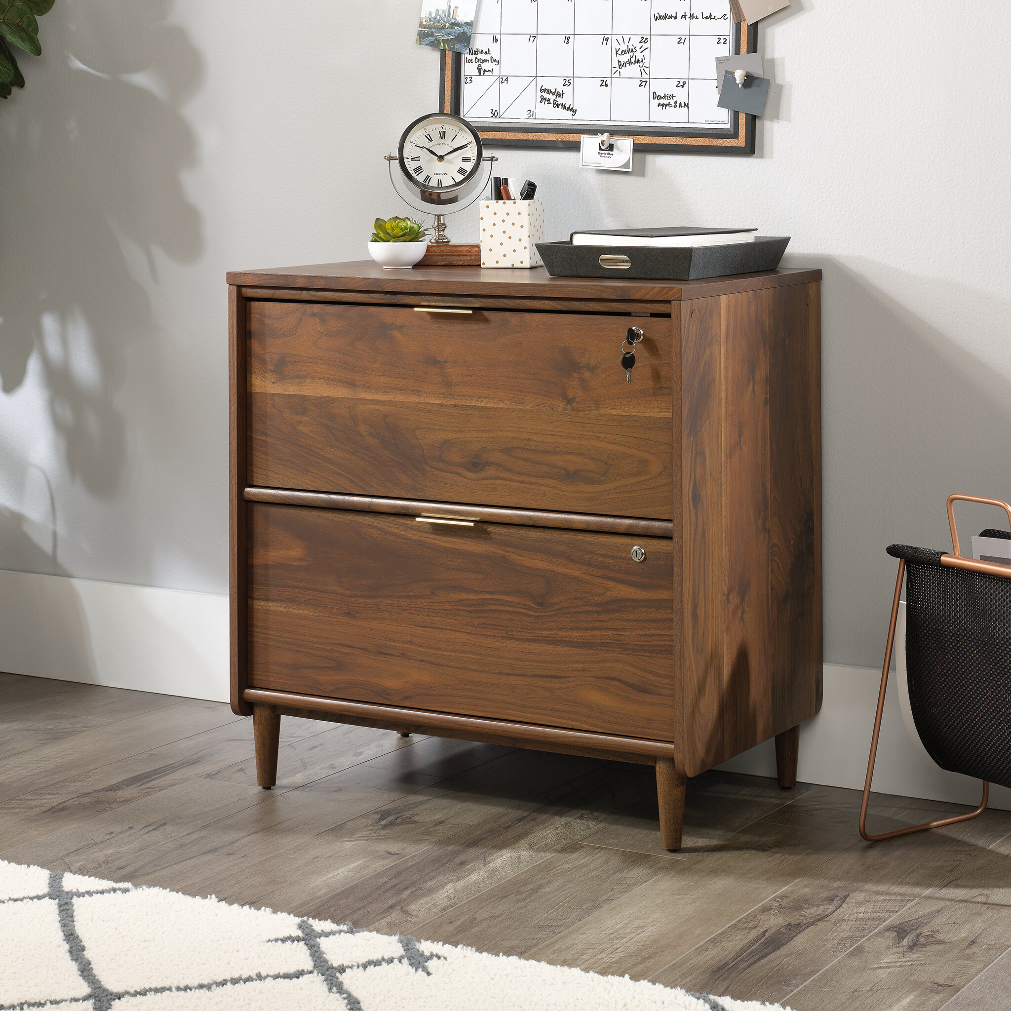 walmart antique ip filing cabinet lateral furniture bush black com fairview file rails in