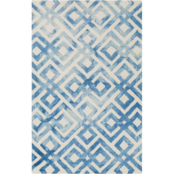 Baconton Hand-Woven Area Rug by Bungalow Rose