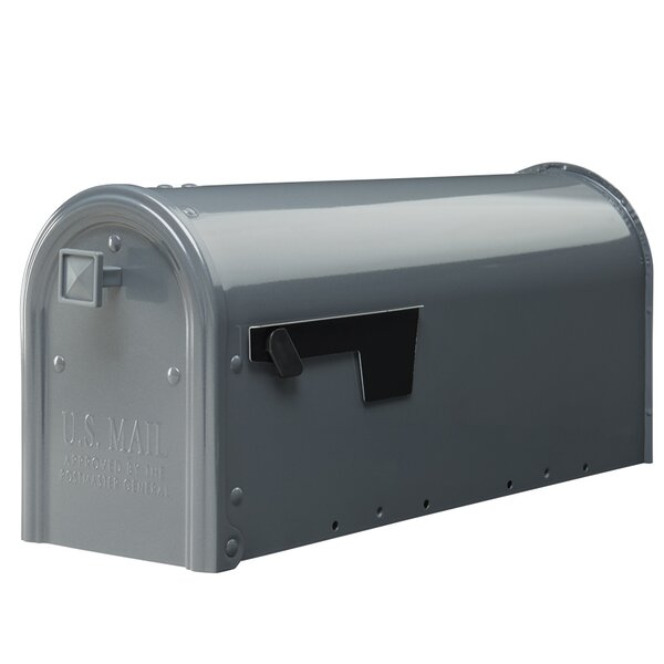 Edson Post Mounted Mailbox by Gibraltar Mailboxes