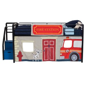 Catalina Fire Department Curtain Set f..