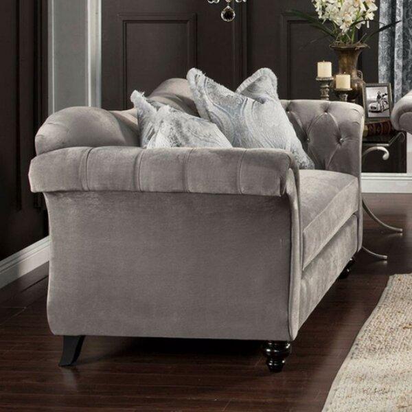 The Most Stylish And Classic Lokey Premium Sofa by Rosdorf Park by Rosdorf Park