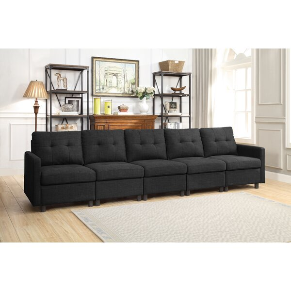 Get Name Brand Horley Modular Sofa by Brayden Studio by Brayden Studio