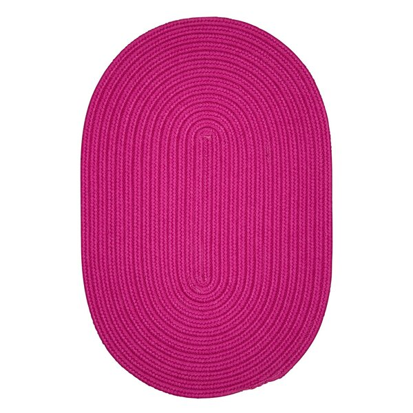 Mcintyre Pink Indoor/Outdoor Area Rug by Winston Porter