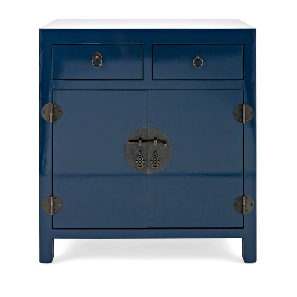 Chambray 2 Door Accent Cabinet by World Menagerie