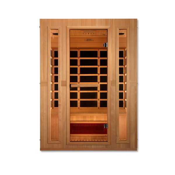 Maxxus 3 Person FAR Infrared Sauna by Dynamic Infrared