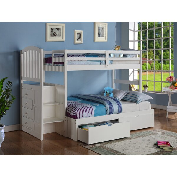 Rosendahl Twin over Full Bunk Bed by Harriet Bee