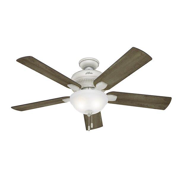 52 Matheston 5-Blade Ceiling Fan by Hunter Fan