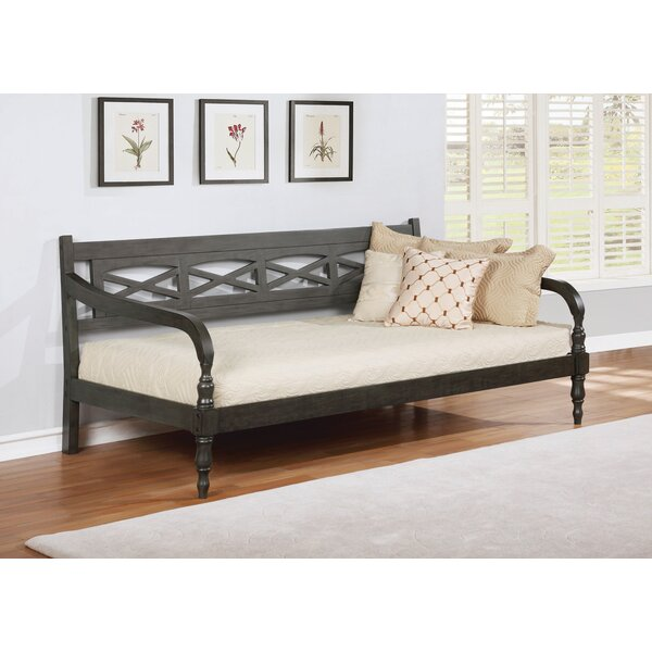 Sabastian Twin Daybed By One Allium Way by One Allium Way 2020 Sale