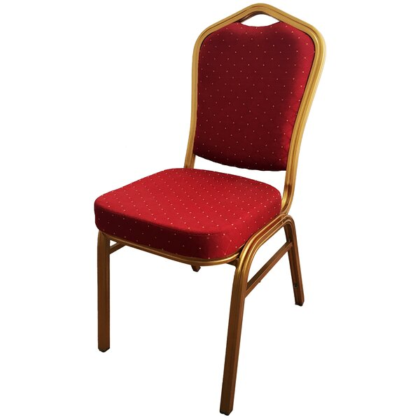 Crown Back Banquet Chair (Set of 4) by Cosmopolitan Furniture