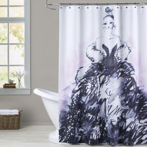 Van Tassell Shower Curtain by House of Hampton