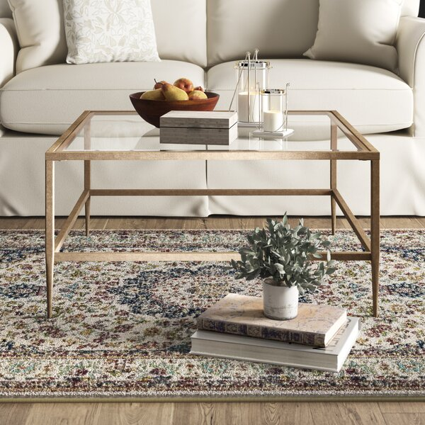 Birch Lane Heritage Nash Coffee Table Amp Reviews Wayfair
