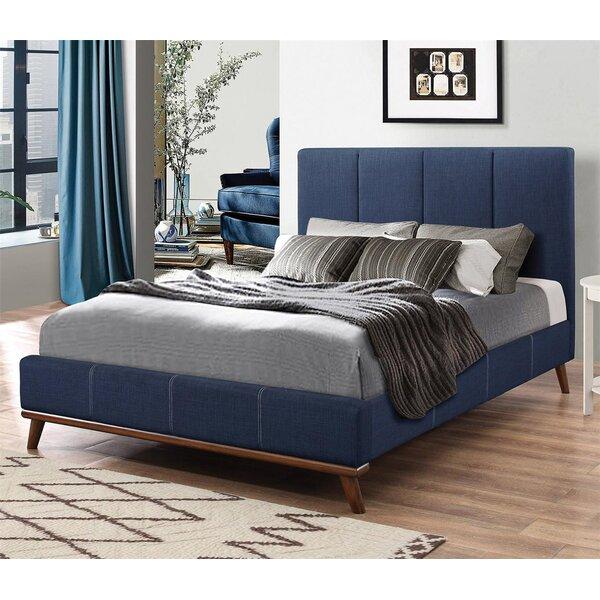 Bullen Upholstered Platform Bed by Corrigan Studio