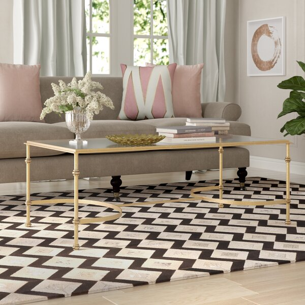 Reynaldo Coffee Table by Willa Arlo Interiors