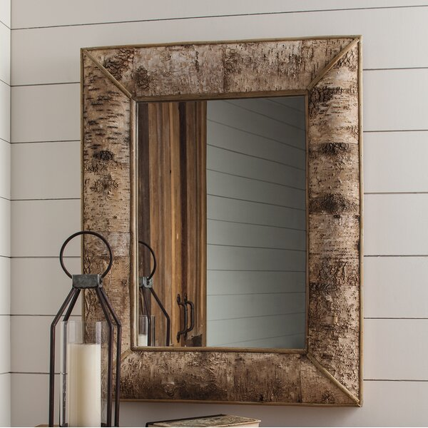 Pilger Accent Mirror by Union Rustic