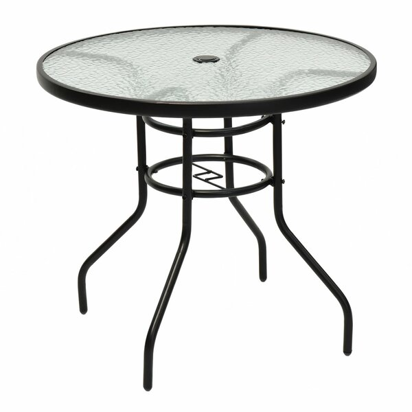 Ridener Patio Round Bistro Table by Red Barrel Studio