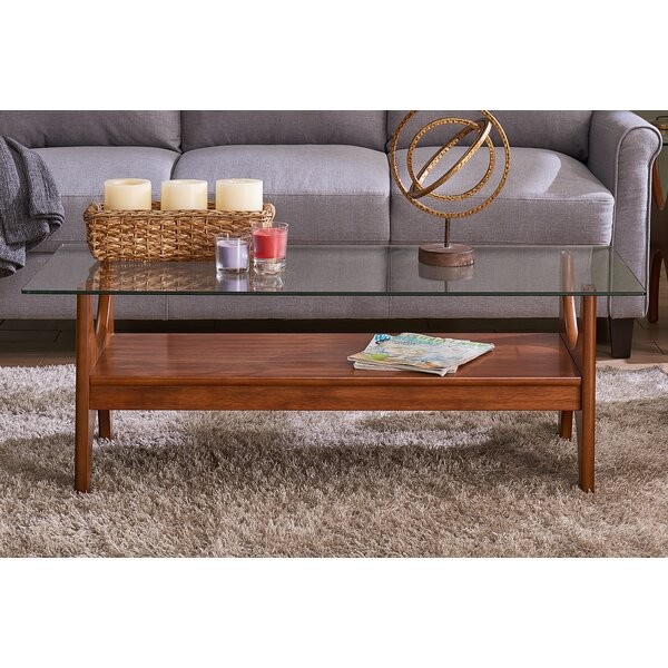 Nasir Coffee Table by George Oliver