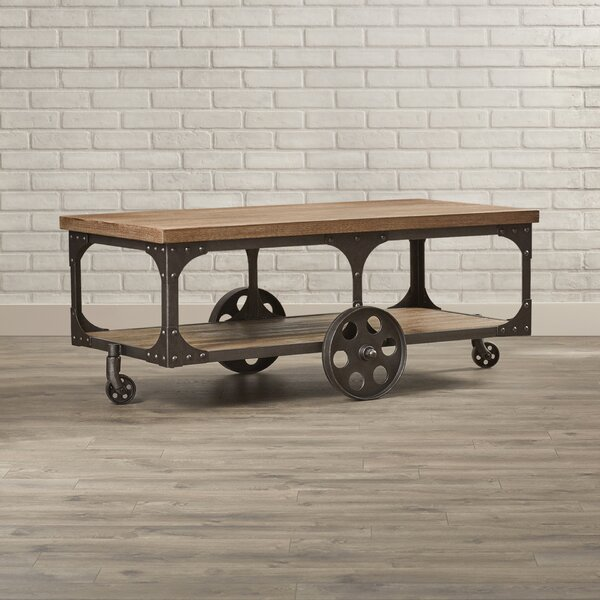 Wolfsburg Coffee Table by Trent Austin Design