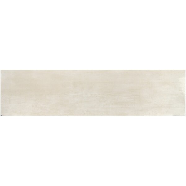Montane 15'' x 60'' Porcelain Field Tile in Beige by Splashback Tile