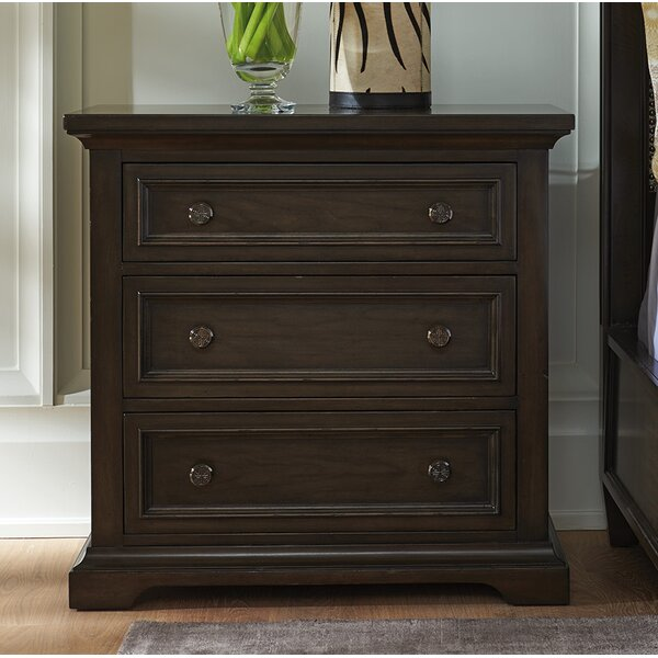 Brentwood 3 Drawer Bachelors Chest by Barclay Butera