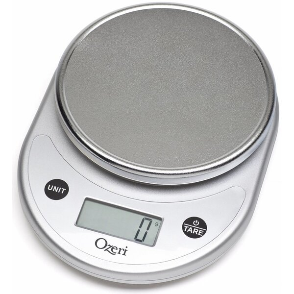 Pronto Digital Multifunction Kitchen and Food Scale by Ozeri