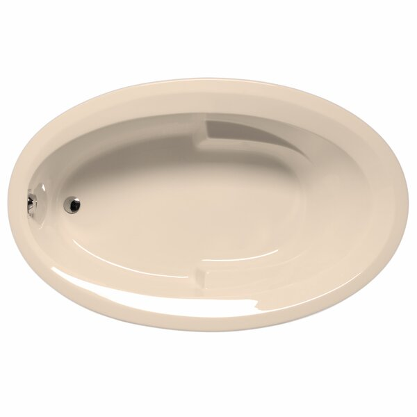 Carolina 66 x 42 Soaking Bathtub by Malibu Home Inc.