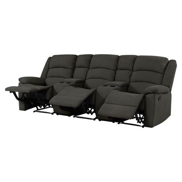 Romriell Reclining Sofa by Red Barrel Studio