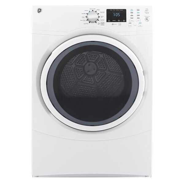 7.5 cu. ft. Electric Dryer by GE Appliances