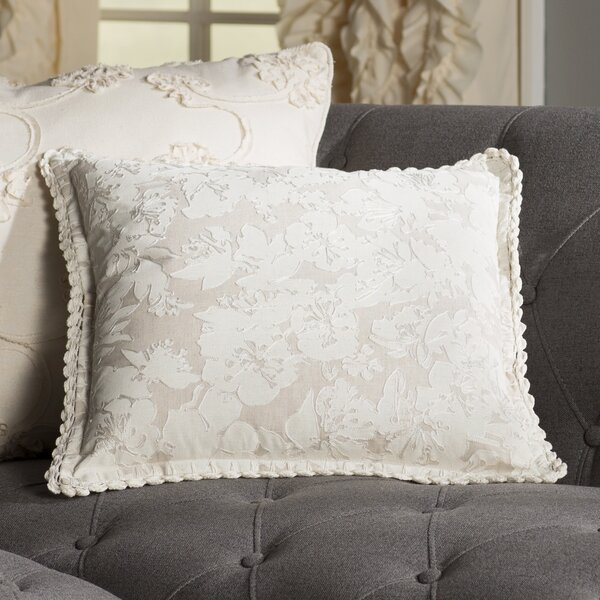 Olga Throw Pillow by One Allium Way